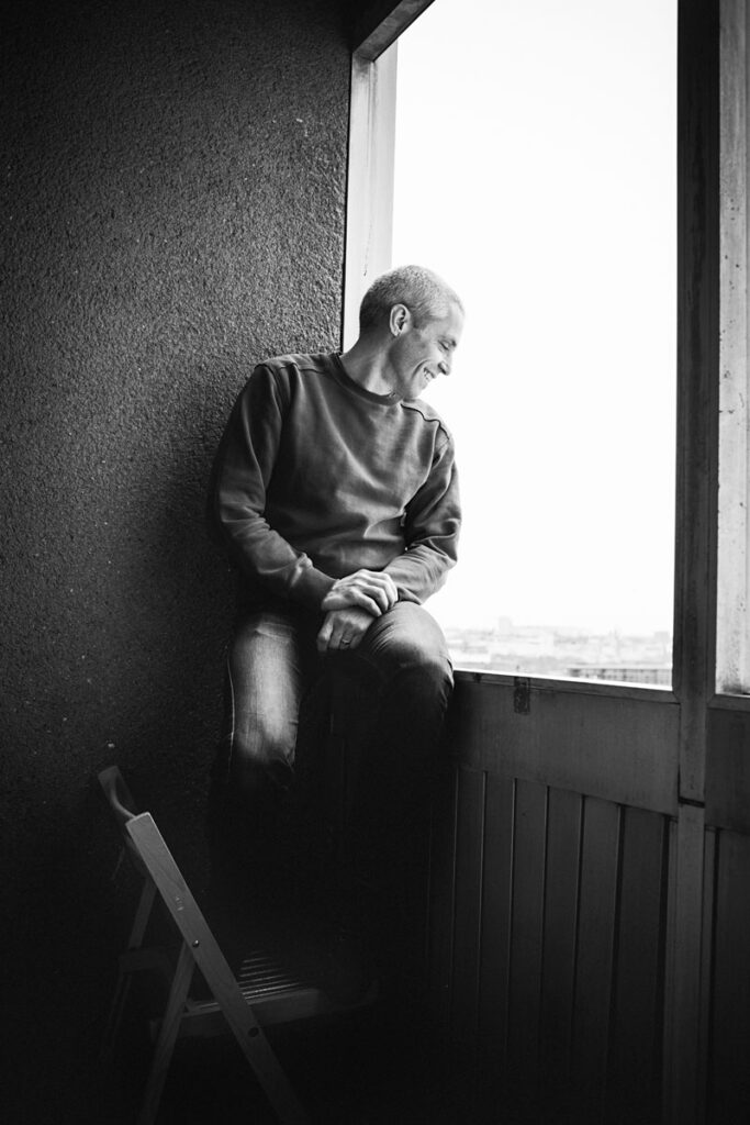 John Ekman. Bild: Jimmy Eriksson