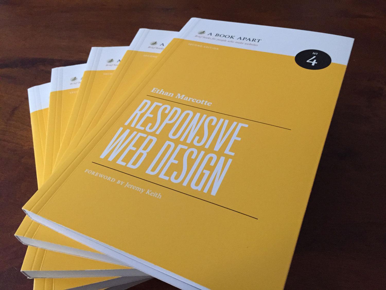 2011 publicerades Ethans bok Responsive web design, en resurs för alla som arbetar med responsiv webb.