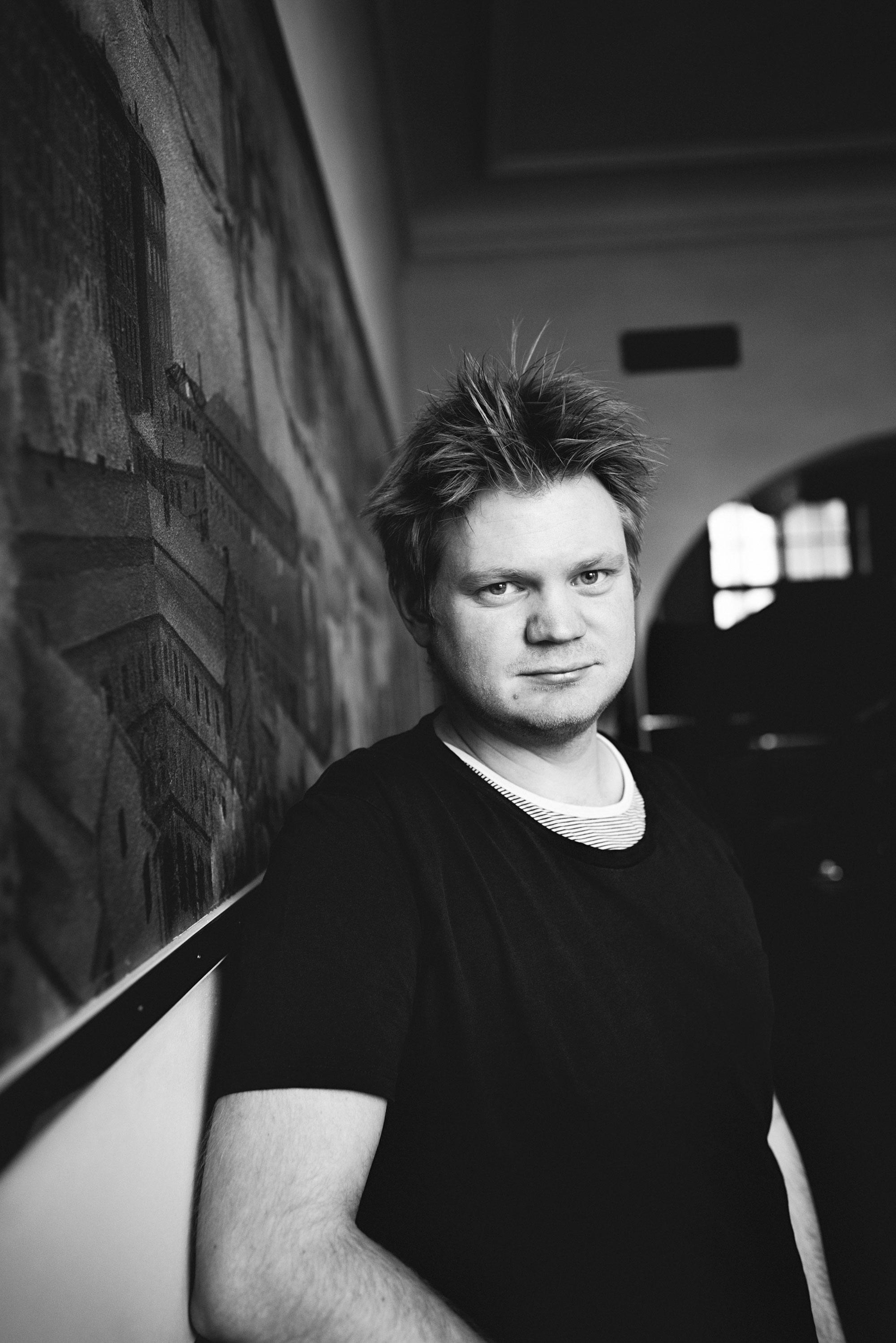 """Mattias Ekendahl är techical director på B-Reel. """"Jag tror att det kommer att vara lite rörigt under de närmaste ett eller två åren."""""""