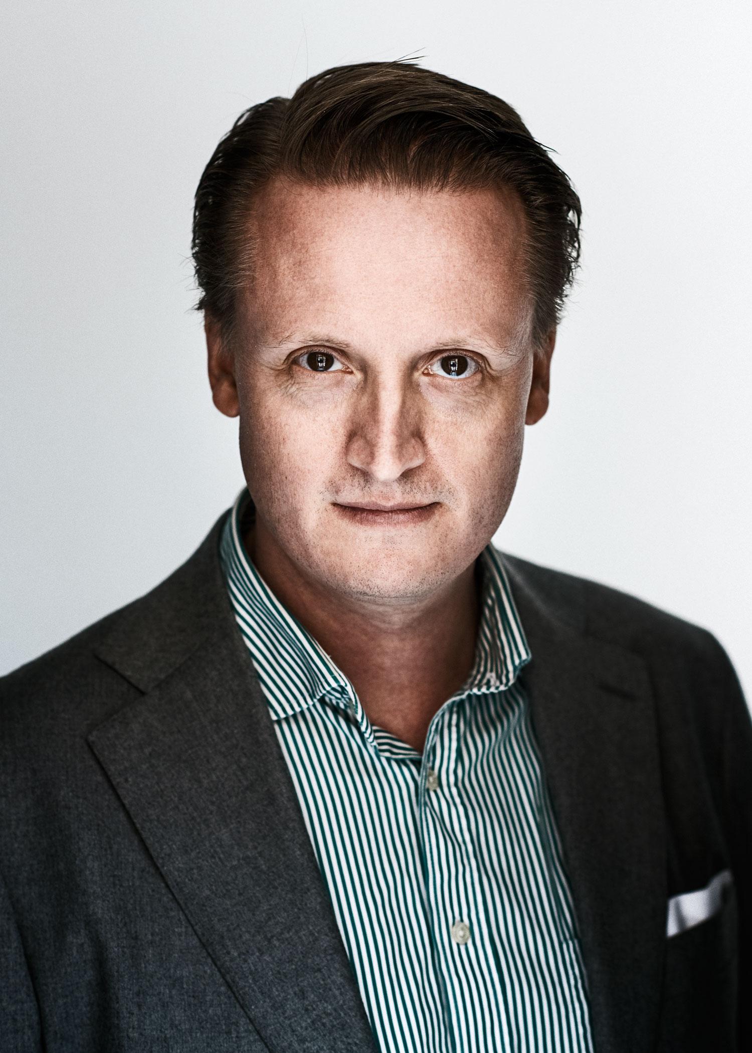 Fredric Örup är managing partner på digitalbyrån Stormfors,som aktivt väljer att röra sig mot molnet i alla lägen.