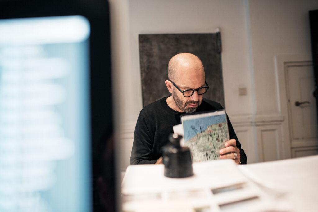 Byrån får fler och fler internationella kunder. I skrivande stund planeras en resa till New York. Foto: Jimmy Eriksson.