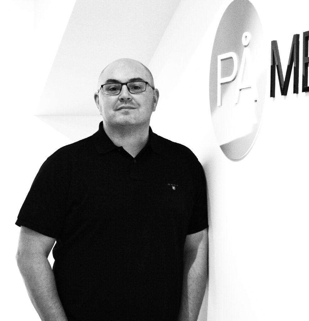 På Medias vd Thomas Pall menar att en personaliserad trycksak är en viktig budbärare för de digitala kanalerna.