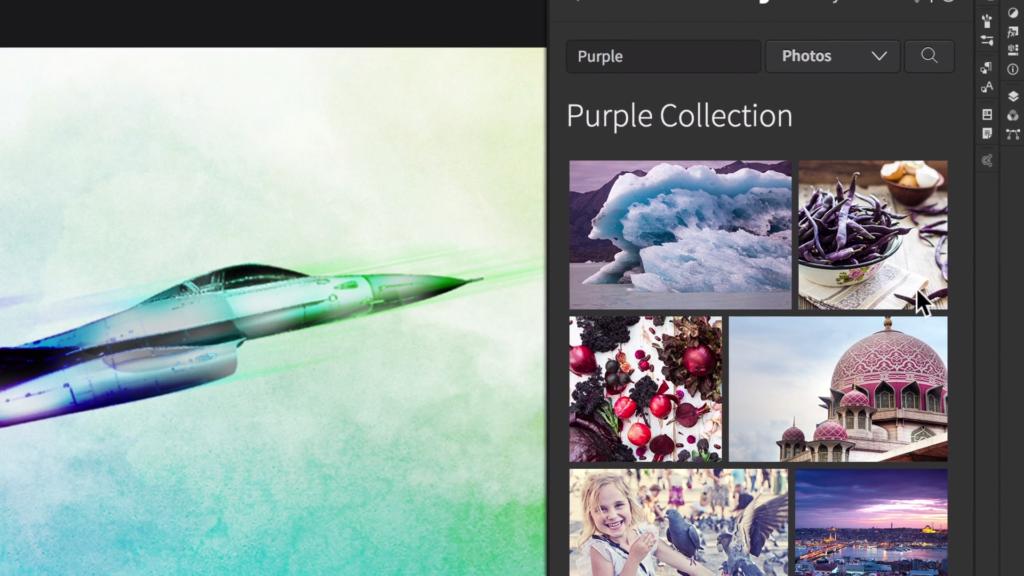 Du kan också söka bland Shutterstocks olika samlingar.