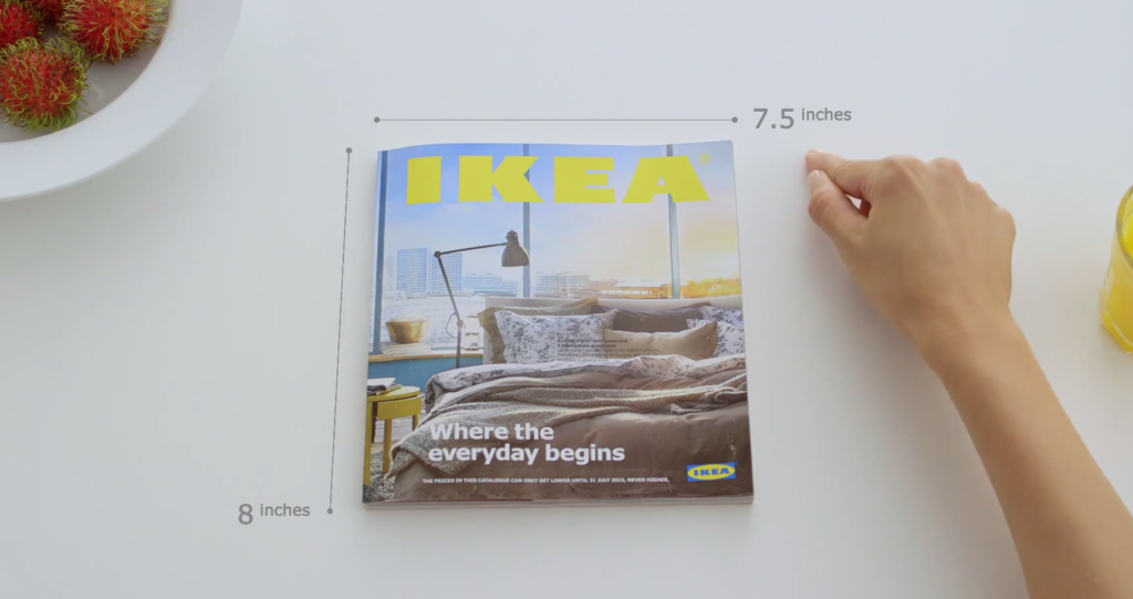 Ikea-bookbook