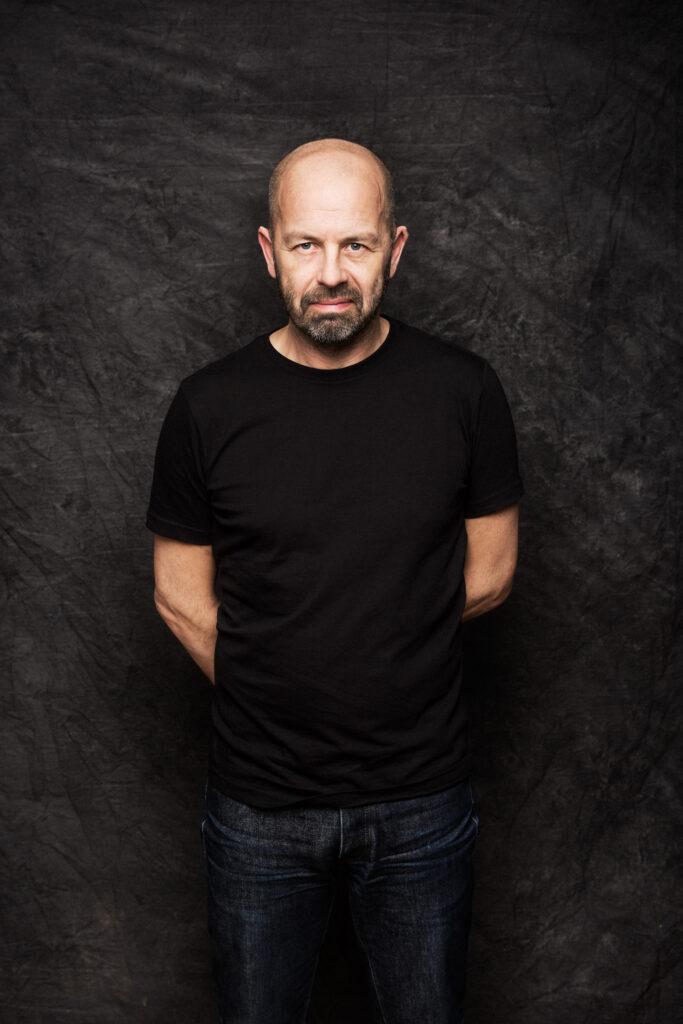 Henrik Nygren. Foto: Jimmy Eriksson.