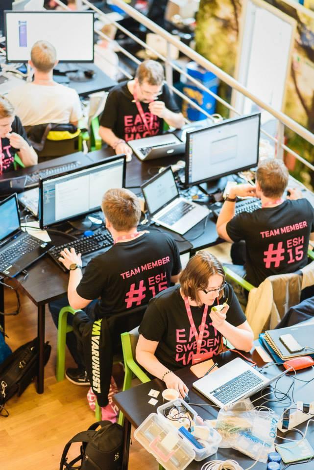 Hackathon_EastSwedenHack_foto_Crelle