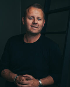 Jon Bergsman, creative director på WDW Creative.