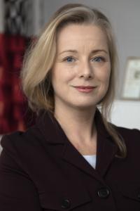 Linda Nilsson, tillförordnad vd på KOMM.