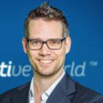 Jeroen van't Hoofd, product PR på Wacom för Europa, Mellanöstern och Afrika. Foto: pressbild.