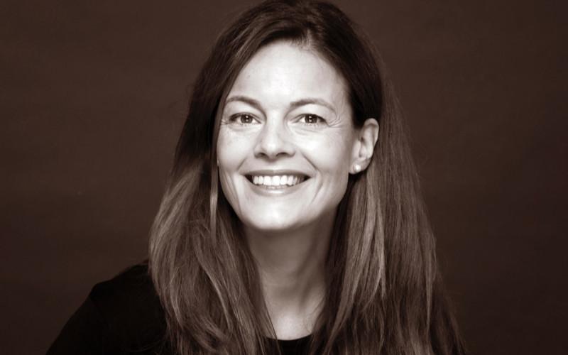 Carolina Laudon blir den första kvinnliga presidenten för Atypi, organisationen för världens typografer. Foto: Sören Håkanlind.