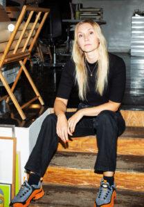 Lisa Engström, arvodesrådgivare för ST och SFF. Foto: Märta Thisner