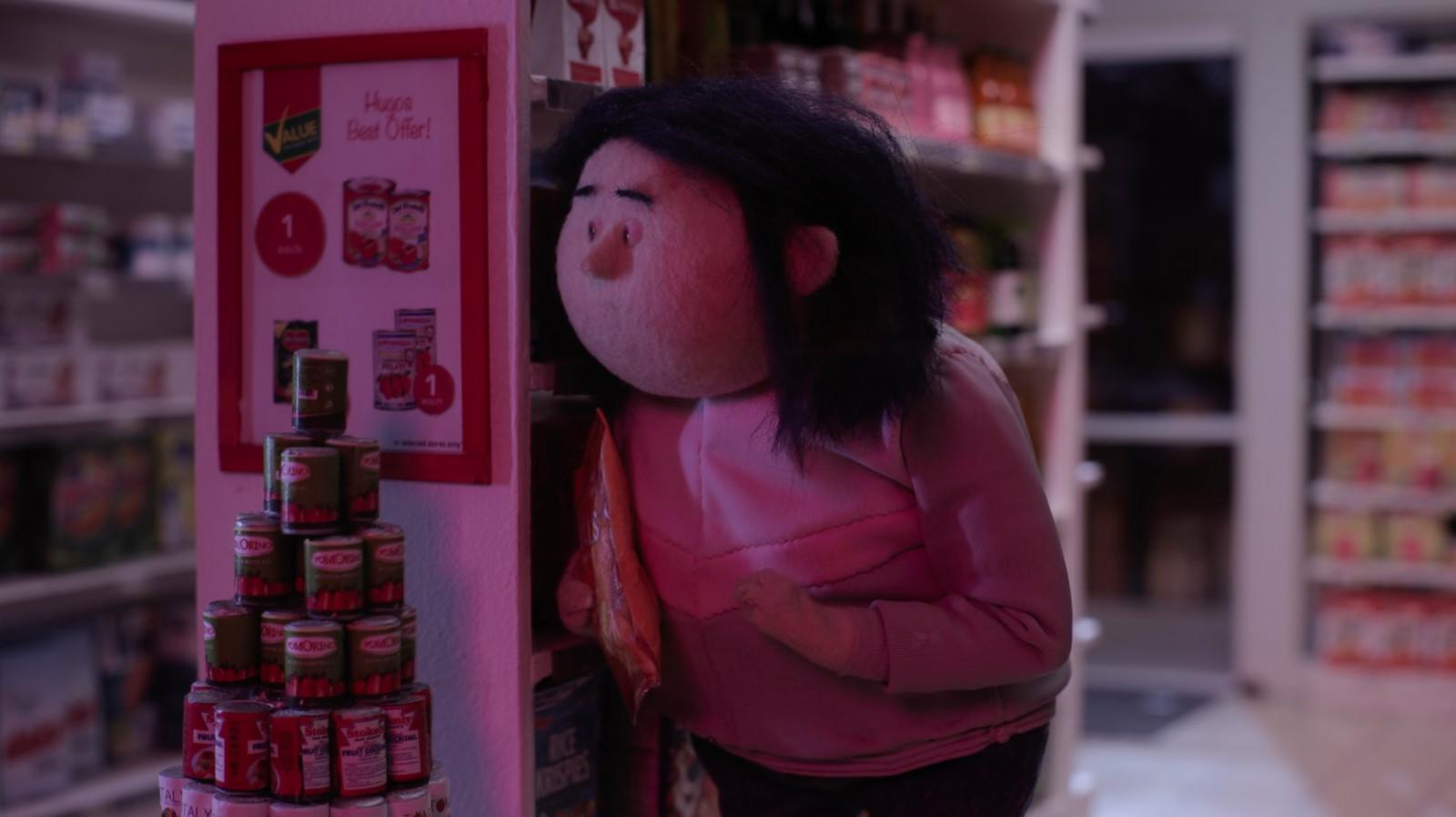 Anna Mantzaris – Good intentions, animerad film, regi av Anna Mantzaris (2018).