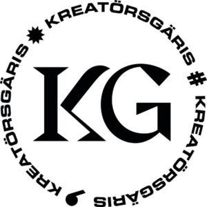 Lina Forsgren – logotyp, Kreatörsgäris (2016).