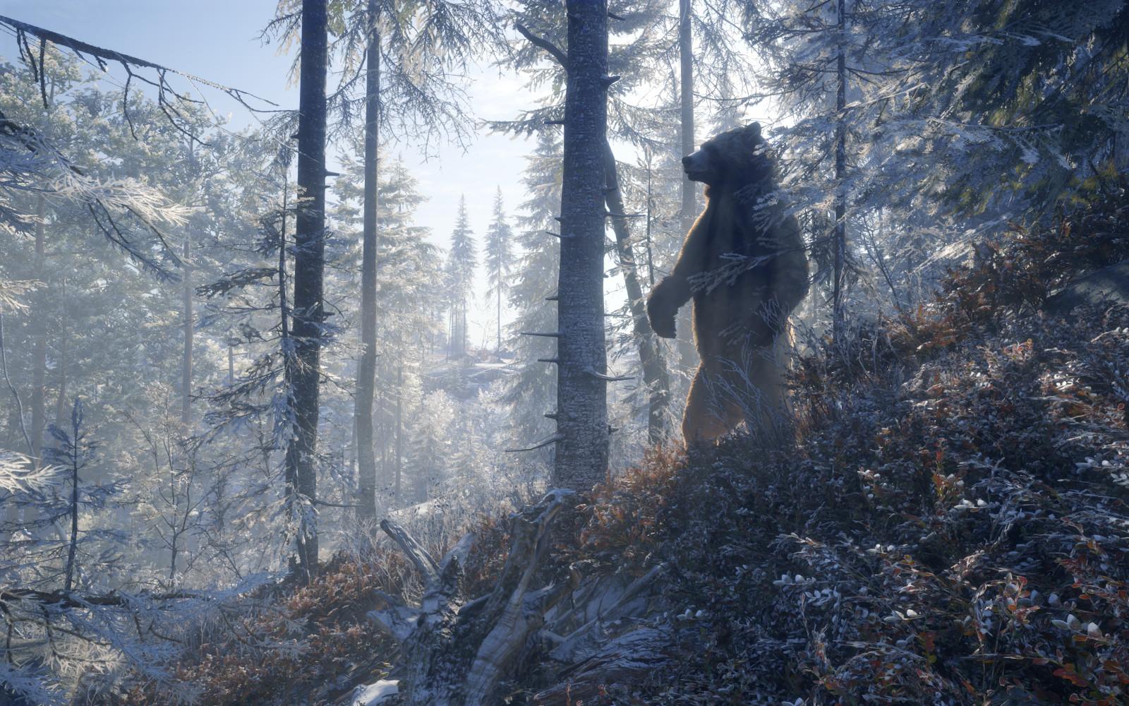 Peter Johansson och Daniel Ljunggren – The hunter: Call of the wild, spel. Expansive Worlds, Avalanche Studios, (2017).