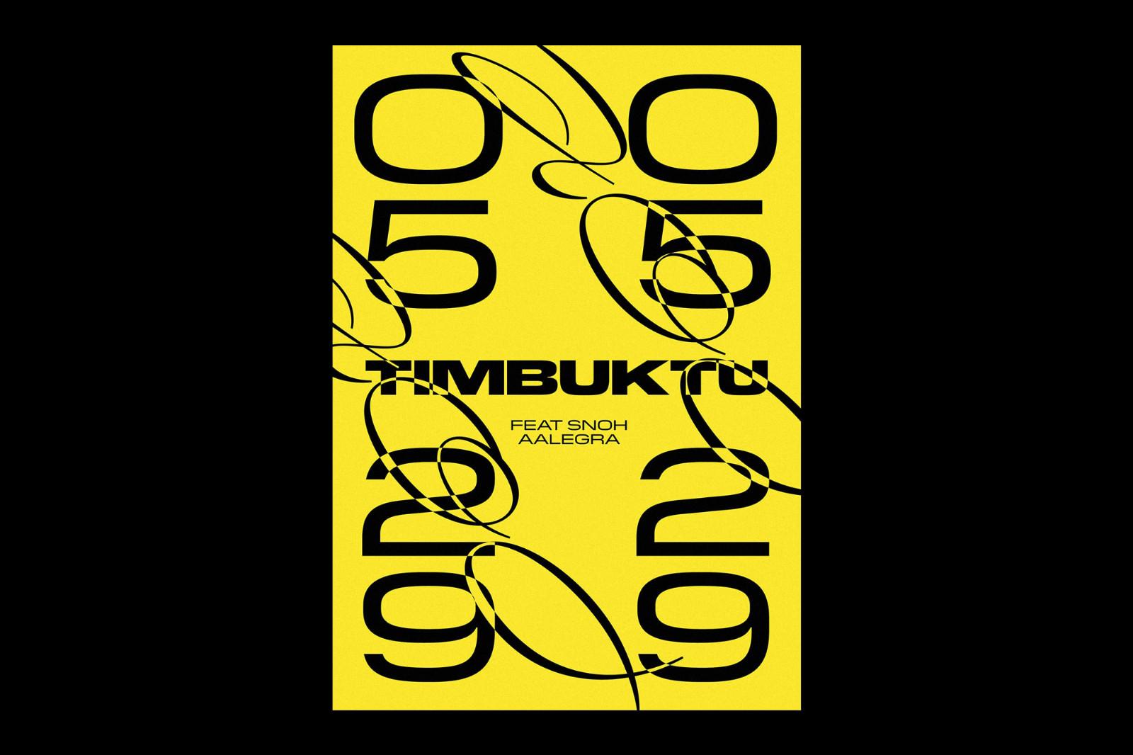 AOD för Timbuktu och Snoh Aalegra, 2020.