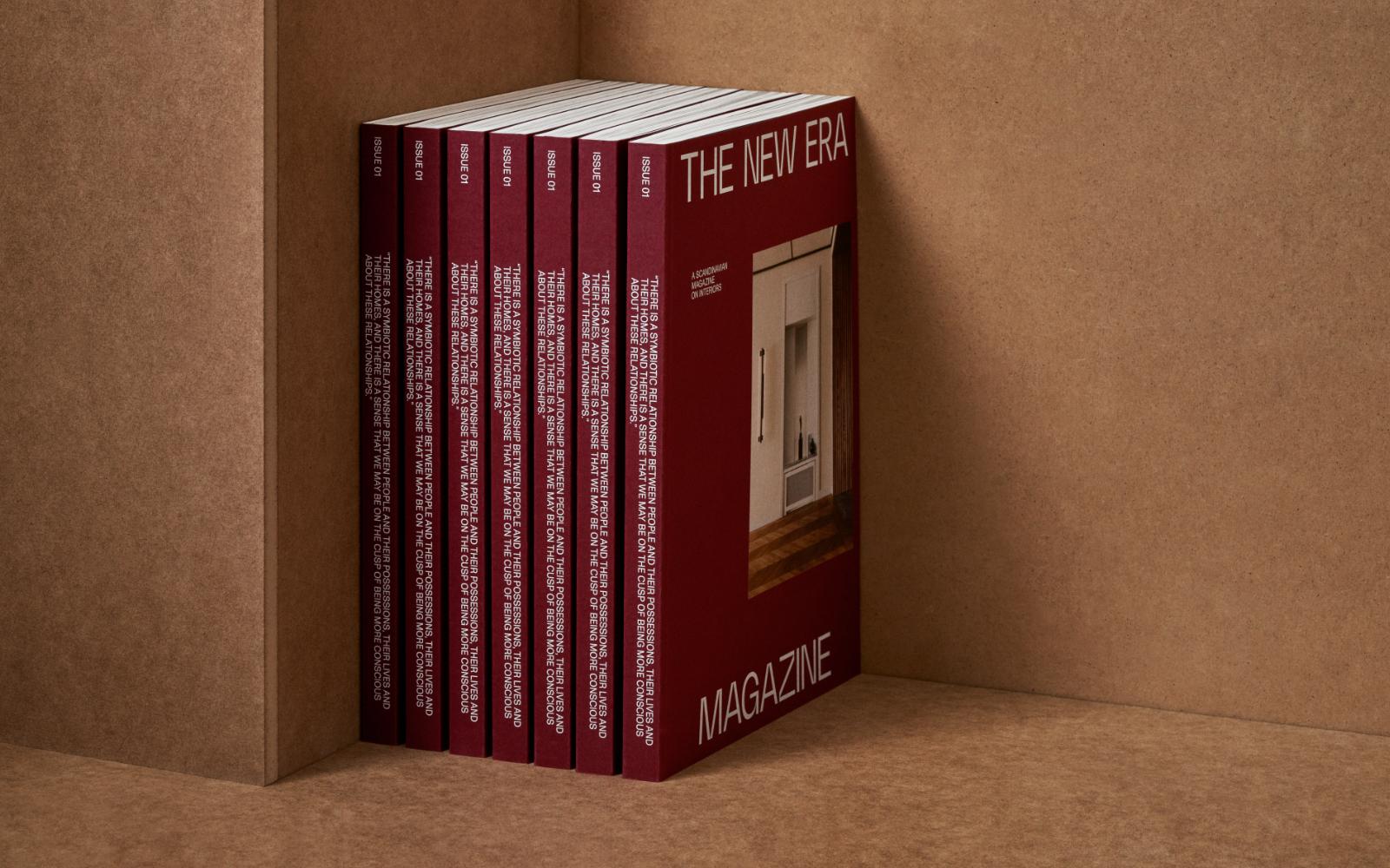 New Era Magazine, omslag. Foto: New Era Magazine.