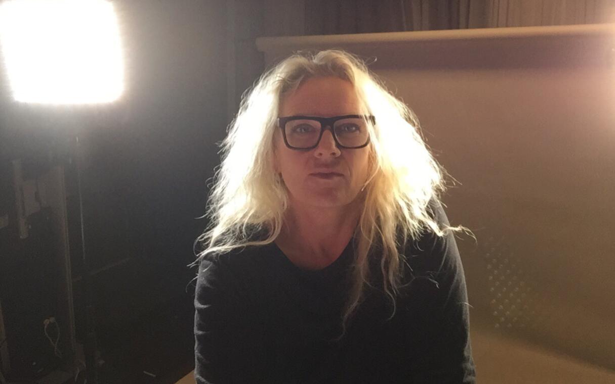 Selfie, Helen Rasmusen.