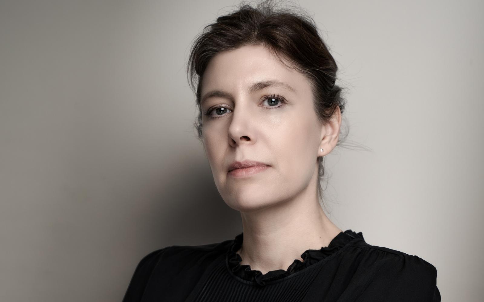 Sandra Nolgren, verksamhetsledare Svenska Tecknare. Foto: Jens Sethzman.