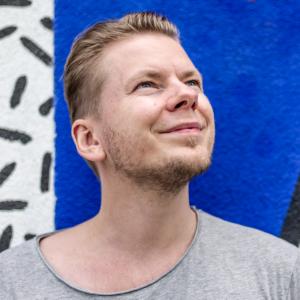 Anders Johansson, creative director, Dallas Sthlm. Foto: Letícia Okabayashi.