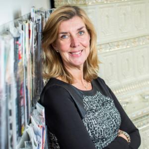 Kerstin Neld, vd för Sveriges Tidskrifter. Foto: Pressbild.