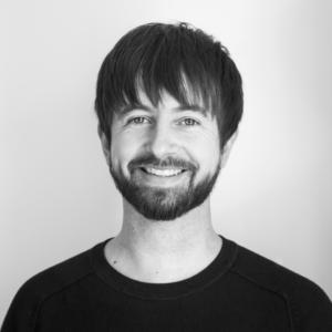 Noel Pretorius, medgrundare och typsnittsdesigner på NM type och senior creative på Identity Works. Foto: My Matson.