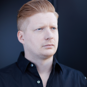 Magnus Klahr, creative lead och senior art director på Bon. Foto: Pressbild.